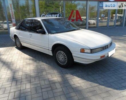 Білий Олдсмобіль Cutlass, об'ємом двигуна 3.1 л та пробігом 137 тис. км за 3900 $, фото 1 на Automoto.ua