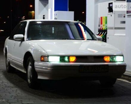 Белый Олдсмобиль Катласс, объемом двигателя 3.1 л и пробегом 230 тыс. км за 4700 $, фото 1 на Automoto.ua