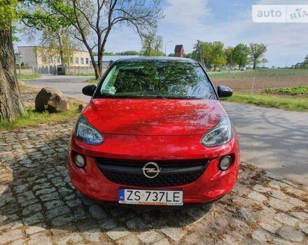 Червоний Опель Адам, об'ємом двигуна 1.2 л та пробігом 60 тис. км за 10500 $, фото 1 на Automoto.ua