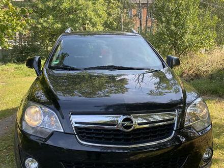 Черный Опель Антара, объемом двигателя 2.2 л и пробегом 206 тыс. км за 12500 $, фото 1 на Automoto.ua