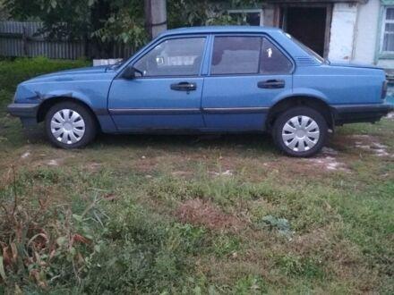 Синій Опель Аскона, об'ємом двигуна 1.6 л та пробігом 53 тис. км за 0 $, фото 1 на Automoto.ua