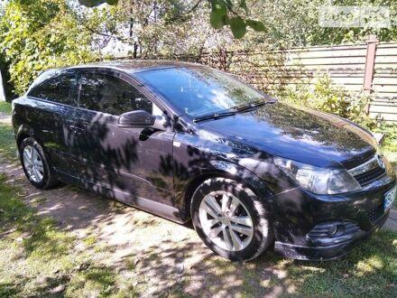 Черный Опель Астра ГТЦ, объемом двигателя 1.3 л и пробегом 260 тыс. км за 4799 $, фото 1 на Automoto.ua