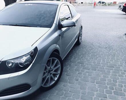 Сірий Опель Астра ГТЦ, об'ємом двигуна 1.2 л та пробігом 225 тис. км за 6500 $, фото 1 на Automoto.ua