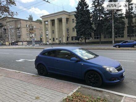 Серый Опель Астра ГТЦ, объемом двигателя 1.7 л и пробегом 240 тыс. км за 6500 $, фото 1 на Automoto.ua