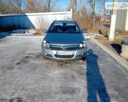 Опель Астра Н, объемом двигателя 1.7 л и пробегом 230 тыс. км за 6550 $, фото 1 на Automoto.ua