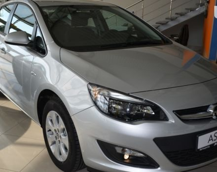 купить новое авто Опель Астра Н 2020 года от официального дилера Автоцентр ЛИГА Опель фото