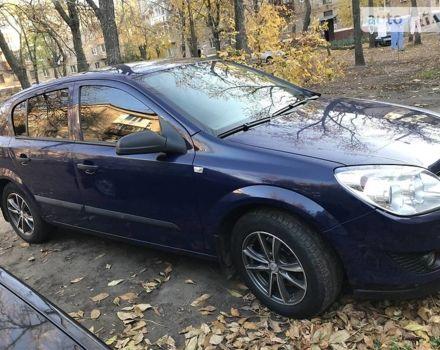 Синий Опель Астра Н, объемом двигателя 1.4 л и пробегом 165 тыс. км за 7000 $, фото 1 на Automoto.ua