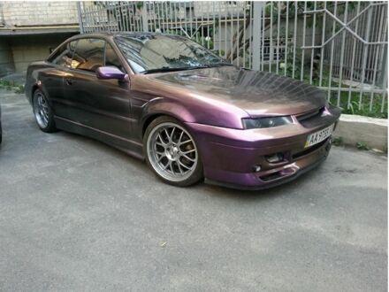 Фіолетовий Опель Калібра, об'ємом двигуна 3 л та пробігом 15 тис. км за 5300 $, фото 1 на Automoto.ua