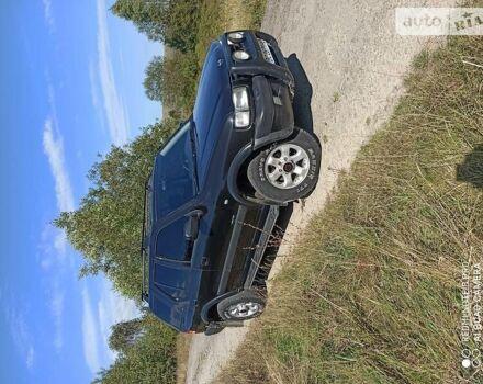 Черный Опель Фронтера, объемом двигателя 2.2 л и пробегом 170 тыс. км за 6900 $, фото 1 на Automoto.ua