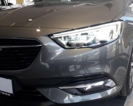 купити нове авто Опель Інсігнія 2019 року від офіційного дилера Днепропетровск-Авто Опель фото