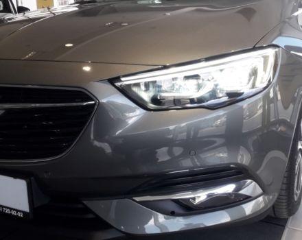 купить новое авто Опель Инсигния 2019 года от официального дилера Днепропетровск-Авто Опель фото