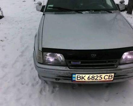 Серый Опель Кадет, объемом двигателя 1.7 л и пробегом 200 тыс. км за 2200 $, фото 1 на Automoto.ua