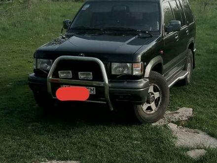 Черный Опель Монтерей, объемом двигателя 3.2 л и пробегом 225 тыс. км за 5600 $, фото 1 на Automoto.ua