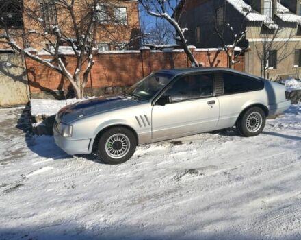 Серый Опель Монза, объемом двигателя 3 л и пробегом 1 тыс. км за 2200 $, фото 1 на Automoto.ua