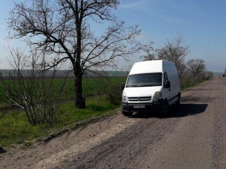 Белый Опель Movano, объемом двигателя 2.46 л и пробегом 386 тыс. км за 6800 $, фото 1 на Automoto.ua