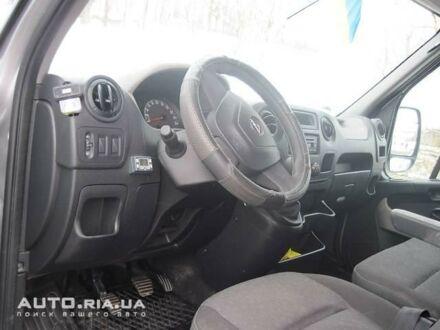 Сірий Опель Movano, об'ємом двигуна 2.3 л та пробігом 95 тис. км за 23000 $, фото 1 на Automoto.ua