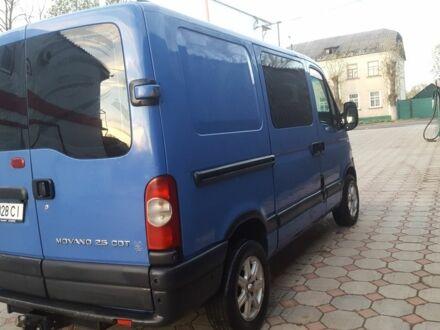 Синій Опель Movano, об'ємом двигуна 2.5 л та пробігом 1 тис. км за 6400 $, фото 1 на Automoto.ua