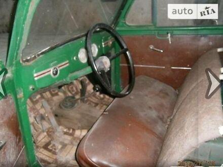 Зеленый Опель Олимпия, объемом двигателя 0 л и пробегом 25 тыс. км за 4500 $, фото 1 на Automoto.ua