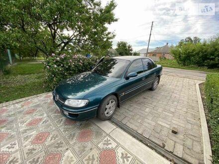 Зелений Опель Омега, об'ємом двигуна 2.5 л та пробігом 296 тис. км за 4100 $, фото 1 на Automoto.ua