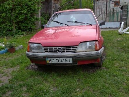 Красный Опель Рекорд, объемом двигателя 2.3 л и пробегом 57 тыс. км за 1000 $, фото 1 на Automoto.ua