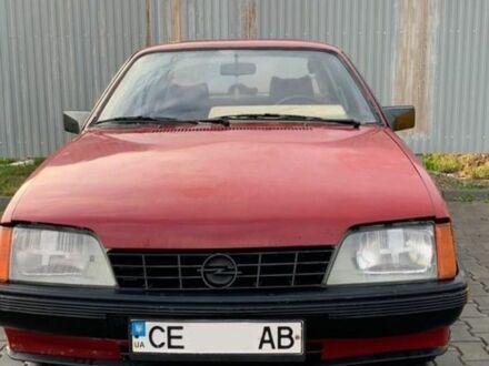 Красный Опель Рекорд, объемом двигателя 2 л и пробегом 106 тыс. км за 1400 $, фото 1 на Automoto.ua