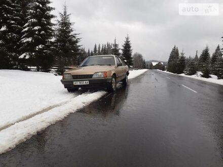 Оранжевый Опель Рекорд, объемом двигателя 2.3 л и пробегом 91 тыс. км за 1800 $, фото 1 на Automoto.ua