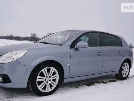 Серый Опель Сигнум, объемом двигателя 1.9 л и пробегом 235 тыс. км за 7200 $, фото 1 на Automoto.ua