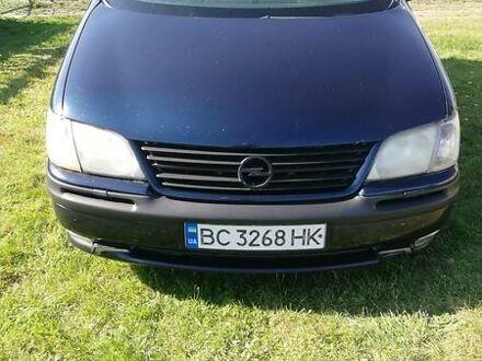 Синий Опель Синтра, объемом двигателя 2.2 л и пробегом 291 тыс. км за 3000 $, фото 1 на Automoto.ua