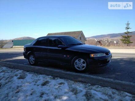Черный Опель Вектра Б, объемом двигателя 1.8 л и пробегом 258 тыс. км за 3250 $, фото 1 на Automoto.ua