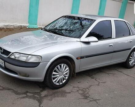 Серый Опель Вектра Б, объемом двигателя 0 л и пробегом 251 тыс. км за 3999 $, фото 1 на Automoto.ua