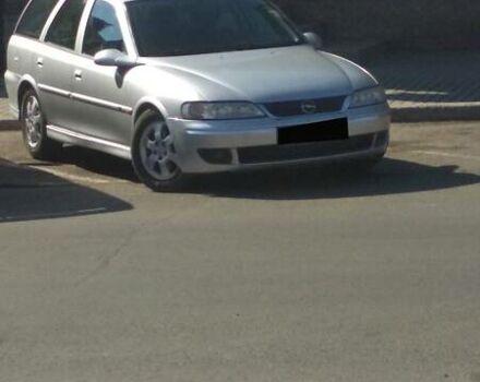 Сірий Опель Вектра Б, об'ємом двигуна 0 л та пробігом 360 тис. км за 3000 $, фото 1 на Automoto.ua