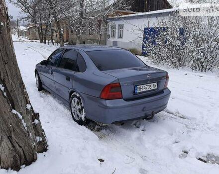 Сірий Опель Вектра Б, об'ємом двигуна 1.6 л та пробігом 300 тис. км за 3999 $, фото 1 на Automoto.ua