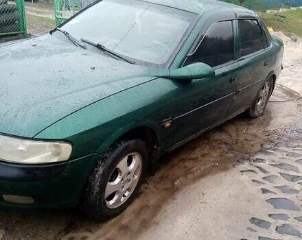 Зеленый Опель Вектра Б, объемом двигателя 1.8 л и пробегом 271 тыс. км за 2900 $, фото 1 на Automoto.ua