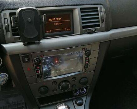 Черный Опель Вектра С, объемом двигателя 1.8 л и пробегом 220 тыс. км за 7000 $, фото 1 на Automoto.ua