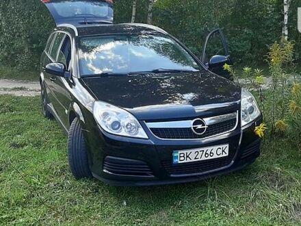Черный Опель Вектра С, объемом двигателя 1.9 л и пробегом 200 тыс. км за 6600 $, фото 1 на Automoto.ua