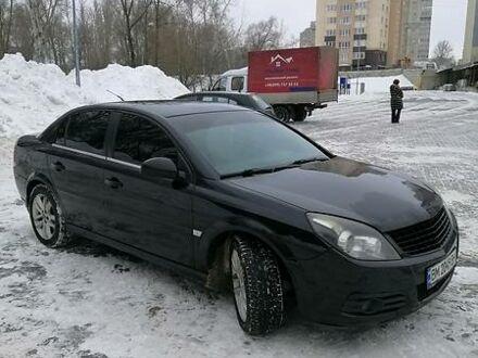 Черный Опель Вектра С, объемом двигателя 2.2 л и пробегом 295 тыс. км за 7200 $, фото 1 на Automoto.ua