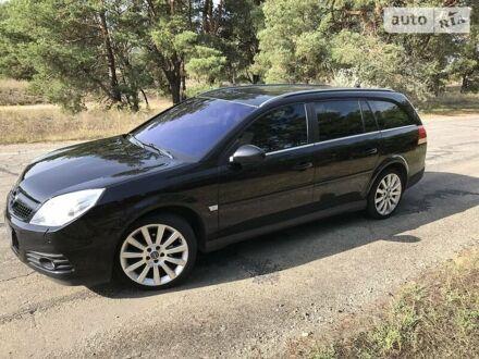 Черный Опель Вектра С, объемом двигателя 1.9 л и пробегом 205 тыс. км за 7400 $, фото 1 на Automoto.ua