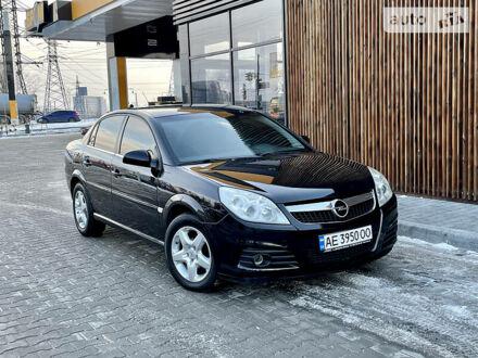 Черный Опель Вектра С, объемом двигателя 2.2 л и пробегом 143 тыс. км за 7500 $, фото 1 на Automoto.ua