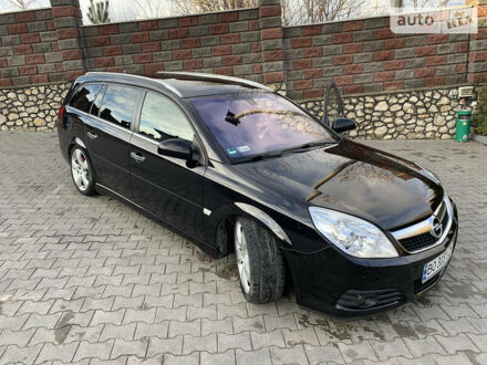 Чорний Опель Вектра С, об'ємом двигуна 2.2 л та пробігом 175 тис. км за 9000 $, фото 1 на Automoto.ua