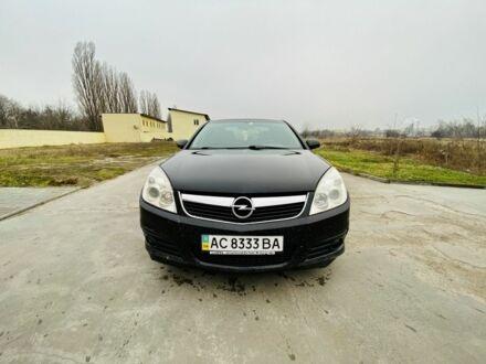 Черный Опель Вектра, объемом двигателя 2.2 л и пробегом 322 тыс. км за 5700 $, фото 1 на Automoto.ua
