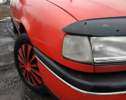 Червоний Опель Вектра, об'ємом двигуна 2 л та пробігом 1 тис. км за 1800 $, фото 1 на Automoto.ua