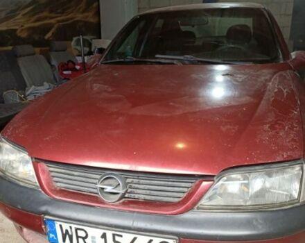Красный Опель Вектра, объемом двигателя 1.7 л и пробегом 1 тыс. км за 1000 $, фото 1 на Automoto.ua