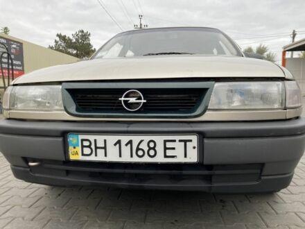 Серебряный Опель Вектра, объемом двигателя 1.6 л и пробегом 500 тыс. км за 1900 $, фото 1 на Automoto.ua