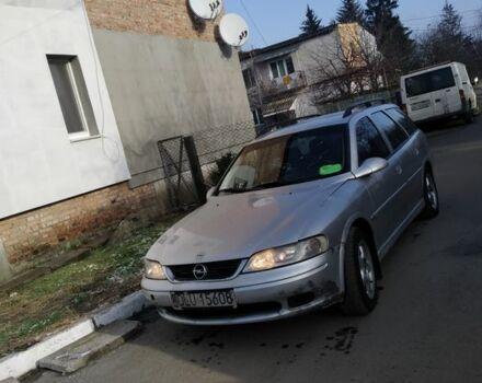 Серебряный Опель Вектра, объемом двигателя 2.2 л и пробегом 36 тыс. км за 1150 $, фото 1 на Automoto.ua