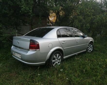 Серебряный Опель Вектра, объемом двигателя 2.2 л и пробегом 176 тыс. км за 7200 $, фото 1 на Automoto.ua