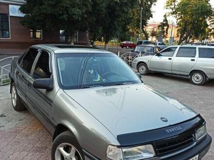 Серый Опель Вектра, объемом двигателя 2 л и пробегом 370 тыс. км за 2850 $, фото 1 на Automoto.ua