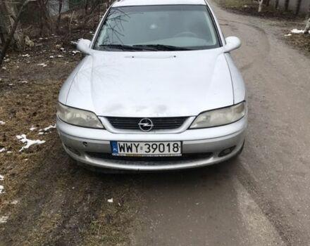Серый Опель Вектра, объемом двигателя 2 л и пробегом 1 тыс. км за 1700 $, фото 1 на Automoto.ua