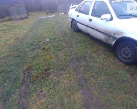 Белый Опель Вектра А, объемом двигателя 0 л и пробегом 300 тыс. км за 1500 $, фото 1 на Automoto.ua