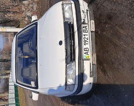 Белый Опель Вектра А, объемом двигателя 1.6 л и пробегом 450 тыс. км за 1850 $, фото 1 на Automoto.ua