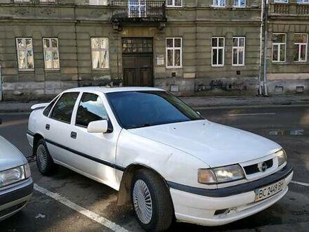 Белый Опель Вектра А, объемом двигателя 2 л и пробегом 250 тыс. км за 1500 $, фото 1 на Automoto.ua